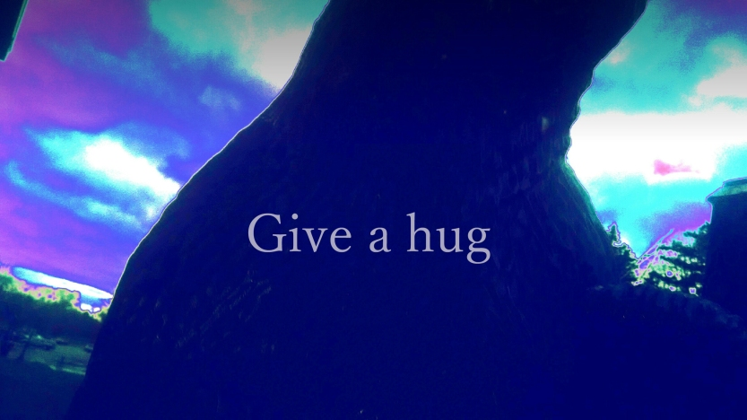 give a hug copy