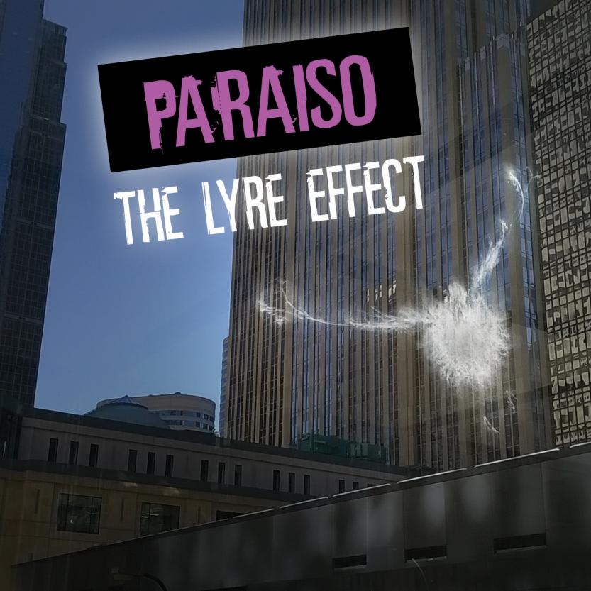 Paraíso-The Lyre Effect Album Cover-Artwork by David Cohen